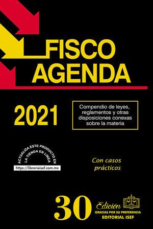 Fisco Agenda 2021 / 30 ed. (Económica)