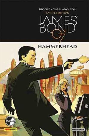 JAMES BOND #3. HAMMERHEAD
