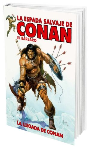 SAVAGE SWORD OF CONAN #1 / PD.