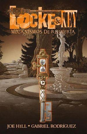 LOCKE & KEY. MECANISMOS DE RELOJERIA / VOL.5. / PD.