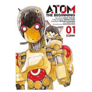 ATOM. THE BEGINNING #1