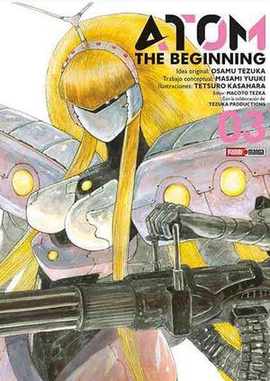 ATOM. THE BEGINNING #3