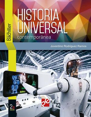 HISTORIA UNIVERSAL CONTEMPORANEA / 2 ED.