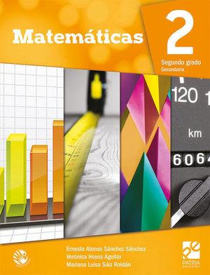 Matemáticas 2. Secundaria