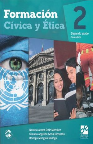 FORMACION CIVICA Y ETICA 2. SEGUNDO GRADO DE SECUNDARIA