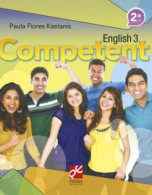 COMPETENT. ENGLISH 3. BACHILLERATO / 2 ED.