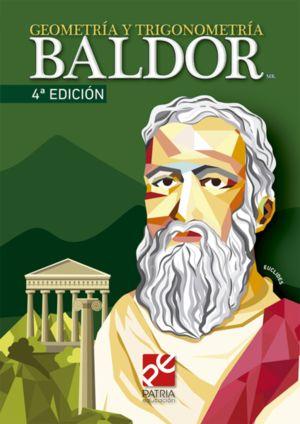 Geometría y trigonometría Baldor / 4 ed. / pd.