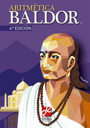 Aritmética Baldor / 4 ed. / pd.