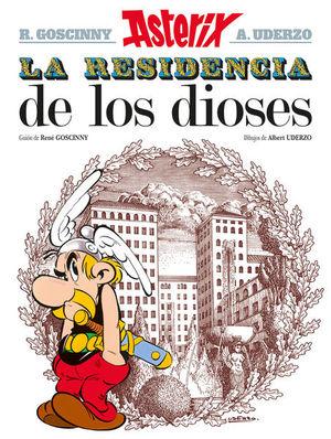 ASTERIX 17. LA RESIDENCIA DE LOS DIOSES
