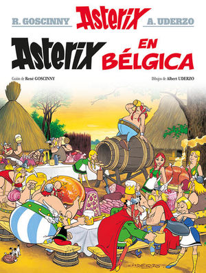 ASTERIX 24. ASTERIX EN BELGICA