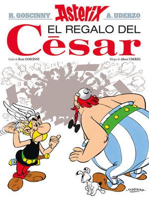ASTERIX 21. EL REGALO DEL CESAR