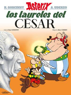 ASTERIX 18. LOS LAURELES DEL CESAR