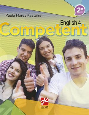 COMPETENT ENGLISH 4. BACHILLERATO / 2 ED.