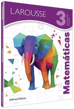 Matemáticas 3. Primaria / 7 ed.