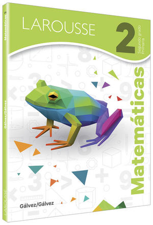Matemáticas 2. Primaria / 7 ed.