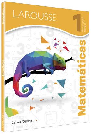 Matemáticas 1. Primaria / 7 ed.