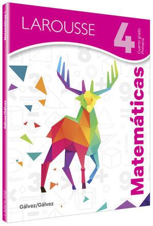 Matemáticas 4. Primaria / 7 ed.