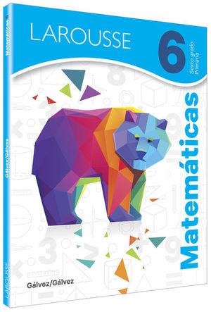Matemáticas 6. Primaria / 7 ed.