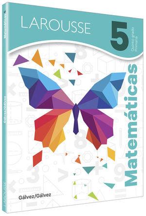 Matemáticas 5. Primaria / 7 ed.