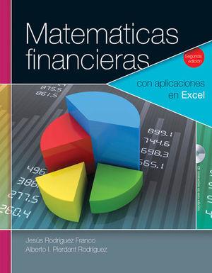 Matemáticas financieras. Con aplicaciones en Excel / 3 ed.