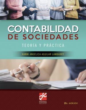 Contabilidad de sociedades / 2 ed.