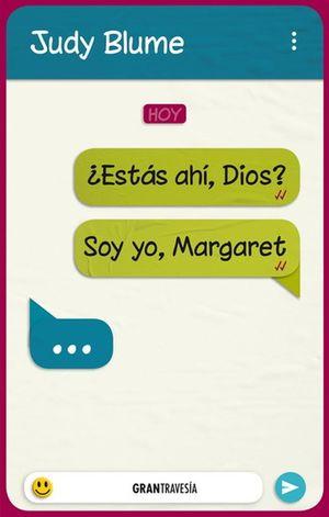 ¿Estás ahí, Dios? Soy yo, Margaret