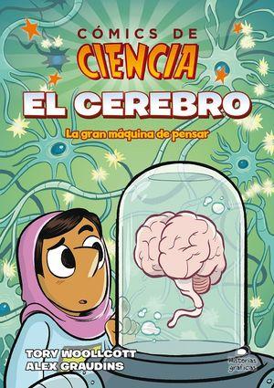 Cómics de ciencia. El cerebro