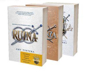 Paquete serie Ruina (incluye 3 vols.)