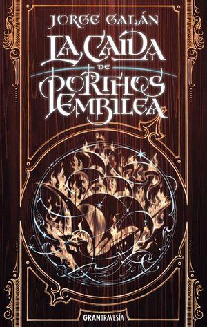 La caída de Porthos Embilea. El País de la niebla 2
