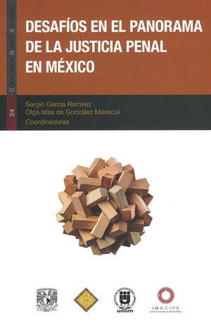 Desafíos en el panorama de la justicia penal en México
