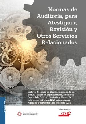 Normas de auditoría para atestiguar, revisión y otros servicios relacionados. Versión profesional