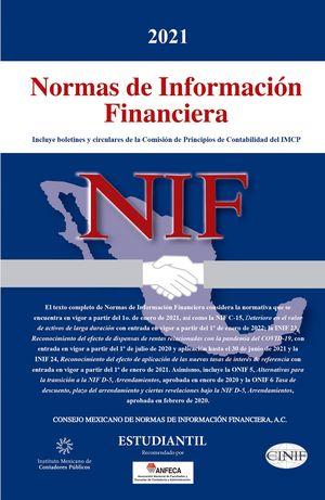 Normas de Información Financiera Estudiantil 2021