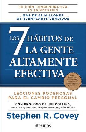 Los 7 hábitos de la gente altamente efectiva / pd.