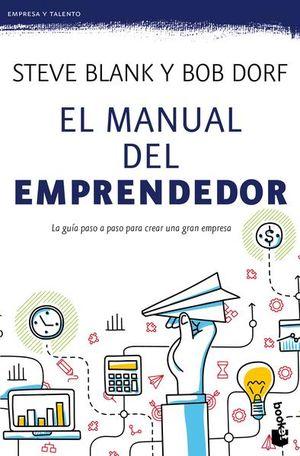 El manual del emprendedor / pd.