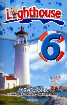 LIGHTHOUSE 6. ACTIVITY BOOK