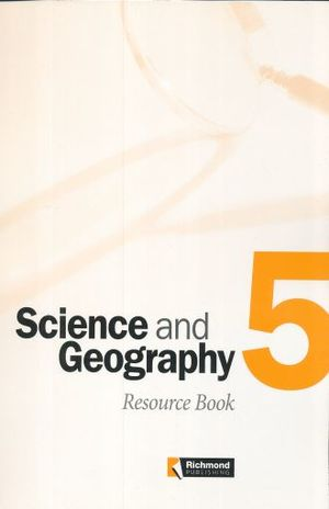 SCIENCE AND GEOGRAPHY 5. RESOURCE BOOK