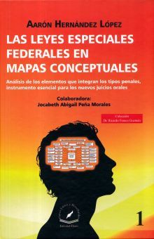 LEYES ESPECIALES FEDERALES EN MAPAS CONCEPTUALES, LAS / TOMO 1 / PD.