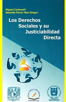 DERECHOS SOCIALES Y SU JUSTICIABILIDAD DIRECTA, LOS