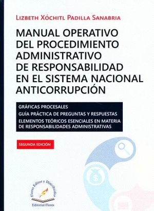 MANUAL OPERATIVO DEL PROCEDIMIENTO ADMINISTRATIVO DE RESPONSABILIDAD EN EL SISTEMA NACIONAL ANTICORRUPCION