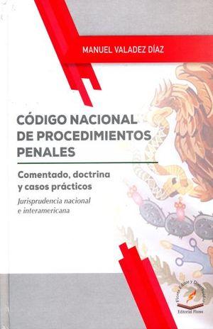 CODIGO NACIONAL DE PROCEDIMIENTOS PENALES / PD.
