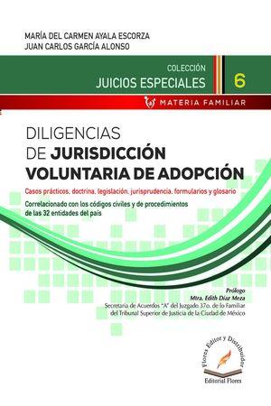 Diligencias de jurisdicción voluntaria de adopción 6