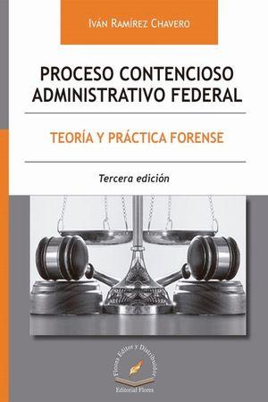 Proceso contencioso administrativo federal / 3 ed.