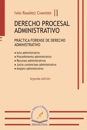 Derecho procesal administrativo / 2 ed.