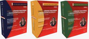 Único código nacional de procedimientos penales / Tomo 3 / pd.