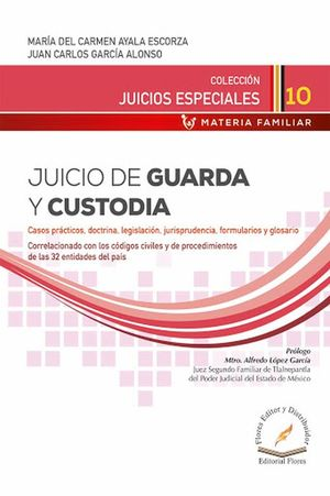 Juicio de guarda y custodia