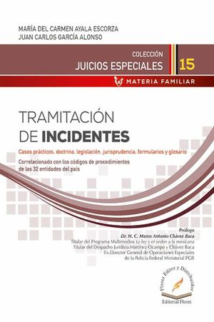 Tramitación de incidentes