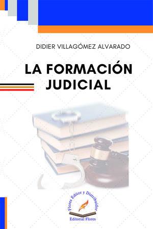 La formación judicial