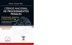 Código nacional de procedimientos penales / pd.