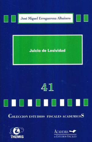 JUICIO DE LESIVIDAD