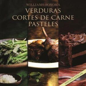 BIND UP. VERDURAS / CORTES DE CARNES / PASTELES / PD.